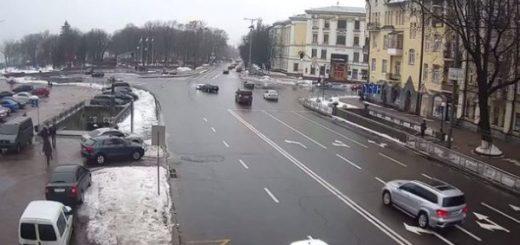 В автопригоду потрапила депутат із дитиною у Києві 458c3d2d7c694